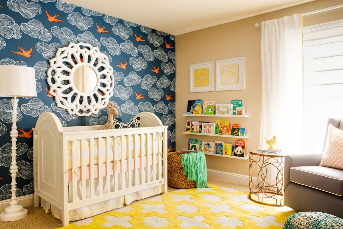 Make baby's room stylish and fun
