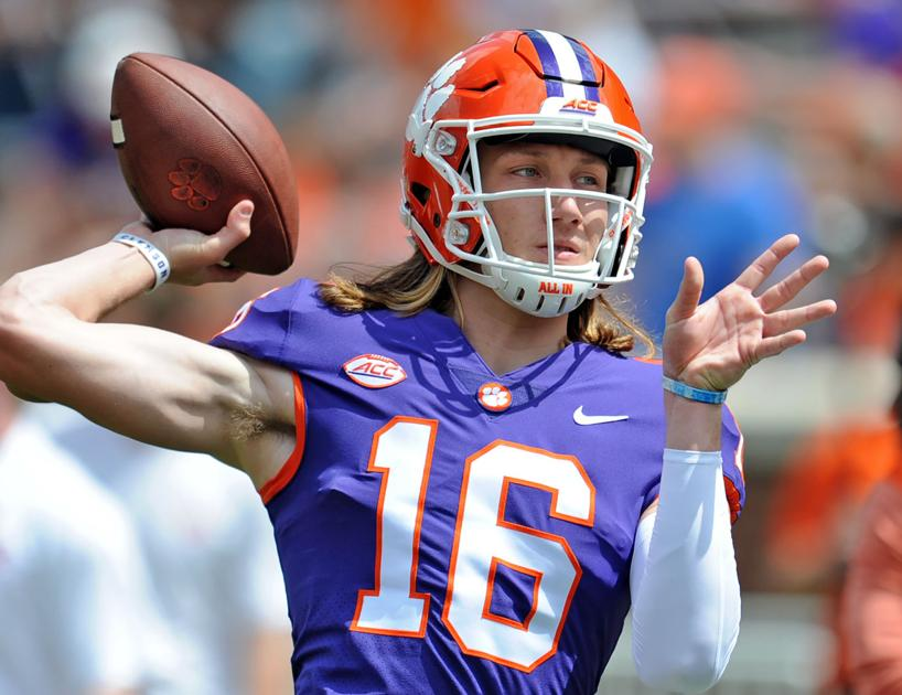 The tale of Trevor Lawrence  Small town hero hits the big time at Clemson  32fe8c824