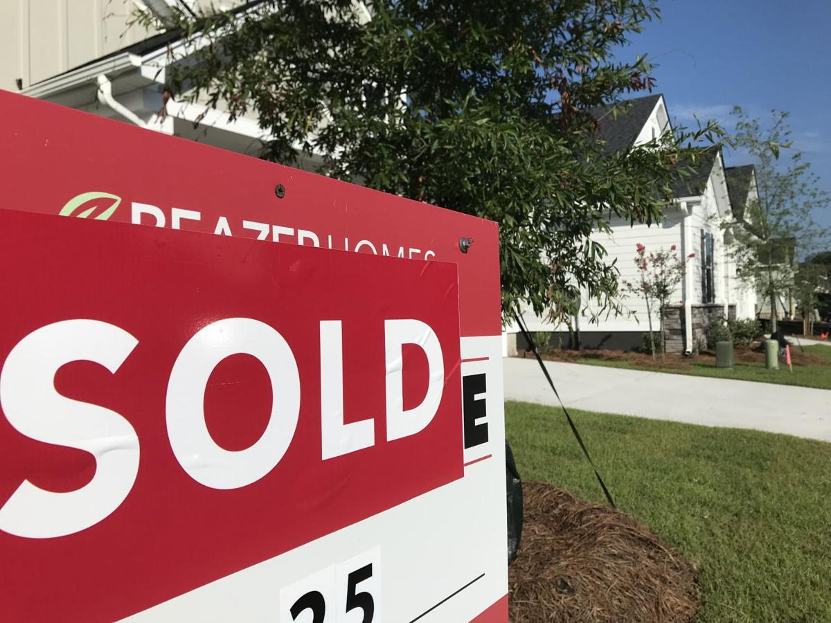 Charleston-area home sales