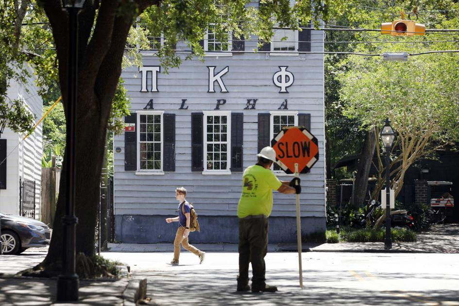 Five College Of Charleston Fraternities Shut Down Within A