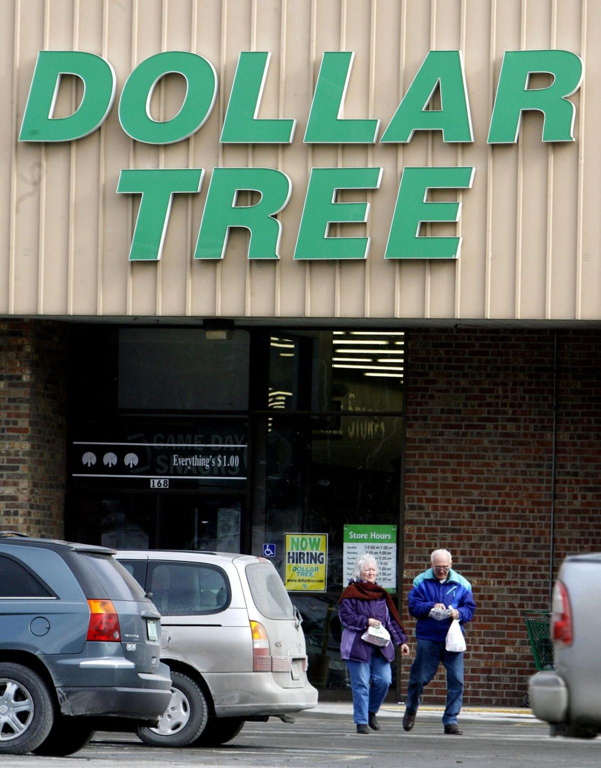 Ports may help Dollar Tree branch out