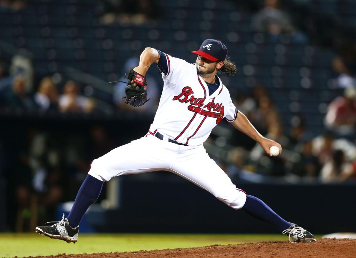 Braves pitcher Andrew McKirahan suspended 80 games for using banned substance
