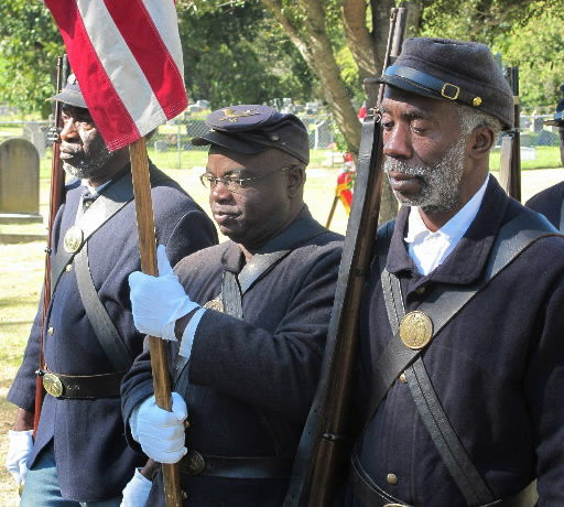 Black SC Civil War vet honored with grave marker