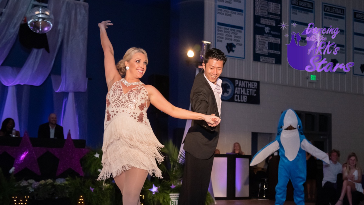 Preparation for the 11th annual Dancing with the ARK's Stars is in motion for May