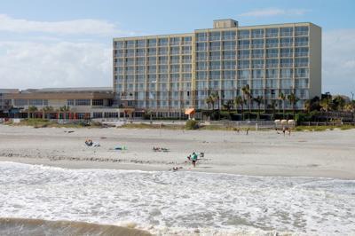 Tides Hotel On Folly Beach Closed Until