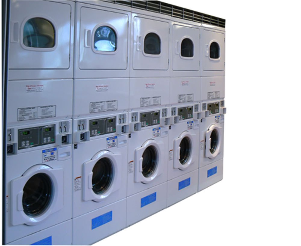 Dryers snatched from apartment laundries