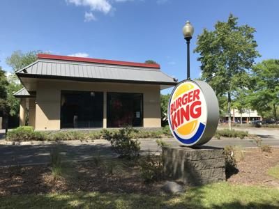 Burger King Central Avenue