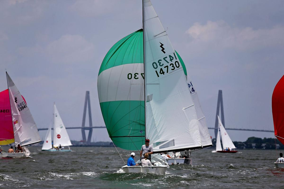 Charleston YC Regatta sets sail this weekend
