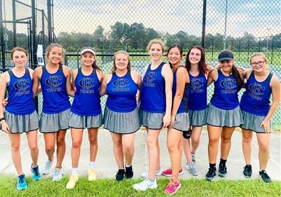 Cane Bay girls tennis