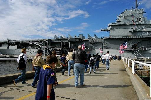 Museum salutes U.S. veterans