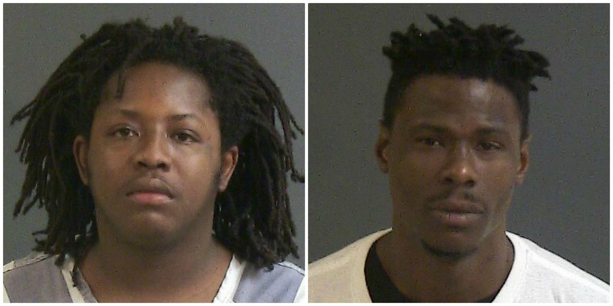2 charged with murder of North Charleston man found shot outside his home