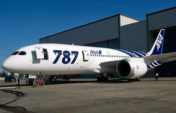 British carrier drops order for six Boeing 787s