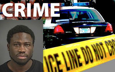 Charleston police looking for shooting suspect Eric A. Wigfall, 22