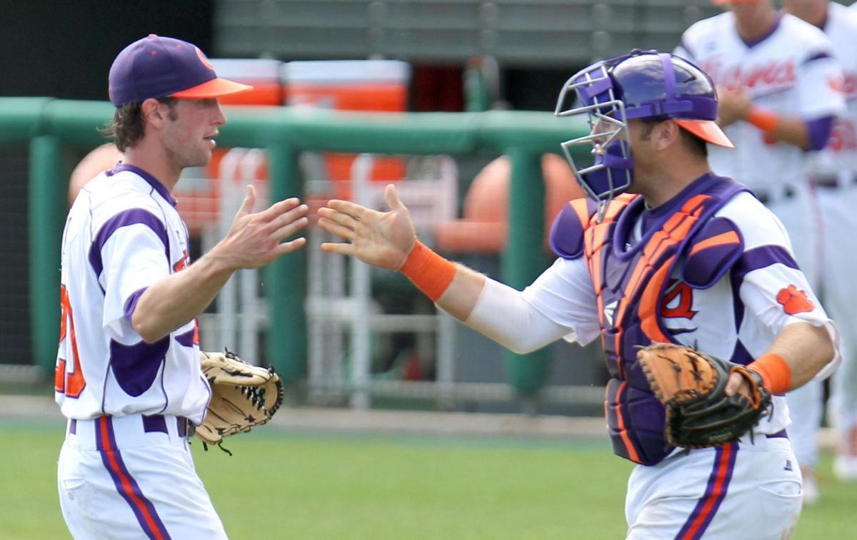 Clemson baseball opens play in ACC Tournament on Thursday