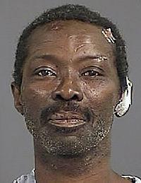 Suspect in machete attack is beaten