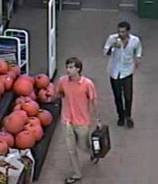 Mount Pleasant police looking for men who used stolen credit cards