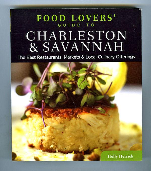 Herrick book has food picks