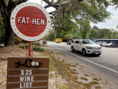 Fat Hen front