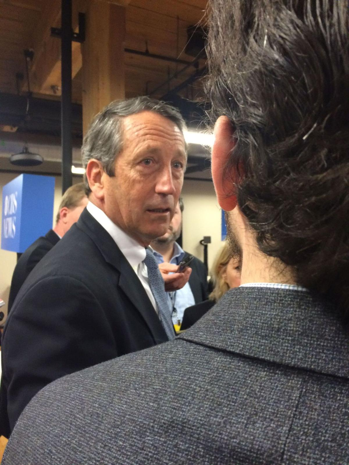 Sanford finds Trump 'frightening' and won't support him if he wins Republican nomination
