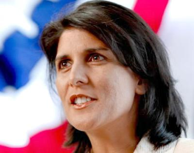 Haley sets plans for inauguration
