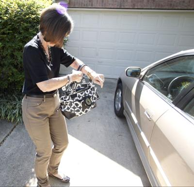Finding car keys