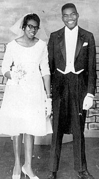 Mr. and Mrs. Marion Turner Jr.