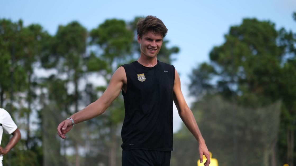 Wando soccer star also plays for Charleston Battery, as his father did decades ago