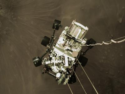Mars Landing (copy)
