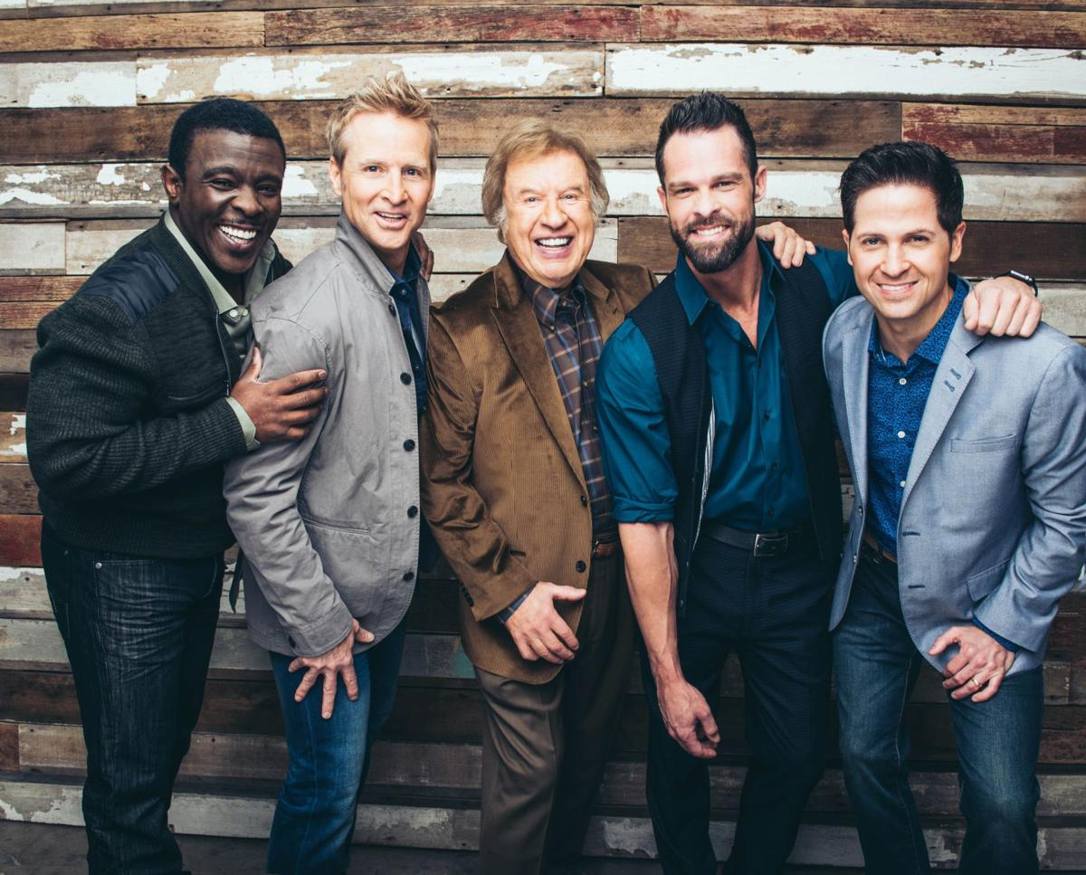 bill gaither will perform a christmas show on dec 1 at the north charleston coliseum provided