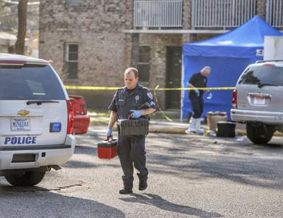 Boy, 16, charged with murder in North Charleston shooting in N. Charleston (copy)