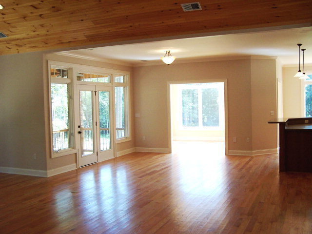 100 Red Cypress Landing — Upscale Lake Marion home on woodsy lot an hour or so from city