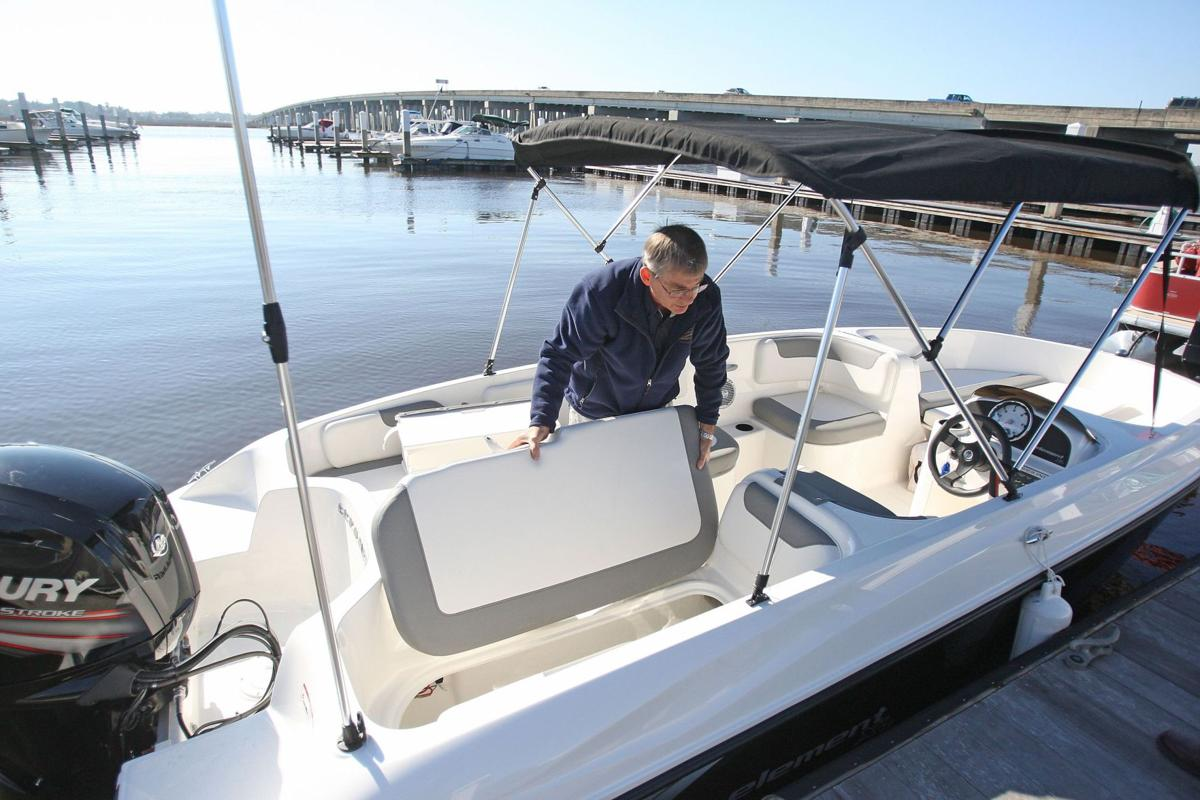 Taking It Easy: New 18-foot Bayliner keeps things simple for novices yet offers any type of boater ample performance, space, value
