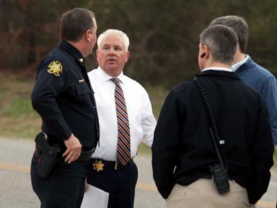 Berkeley County Sheriff Duane Lewis