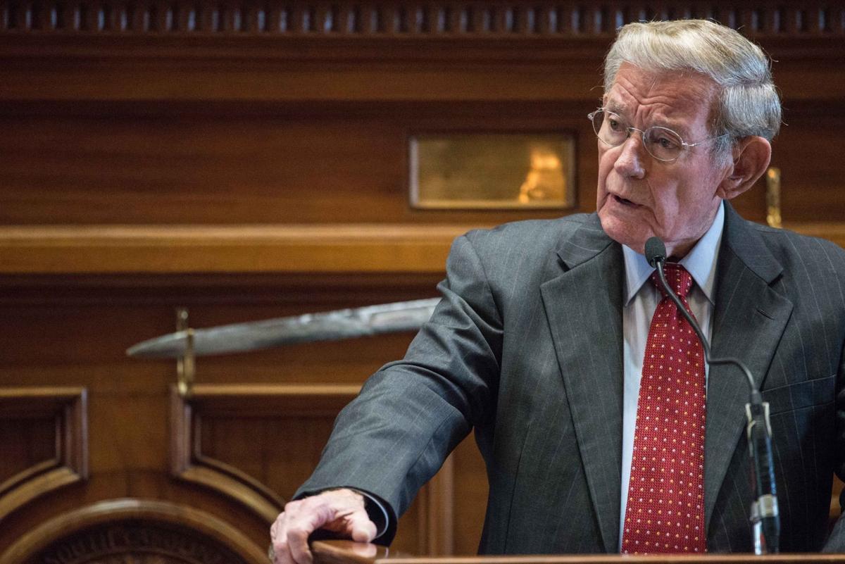 Ethics reform bills stall in the Senate