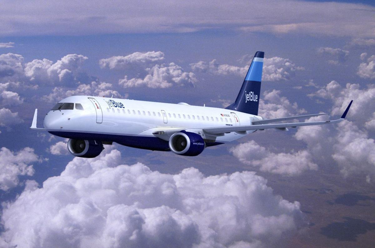 JetBlue's timely arrival