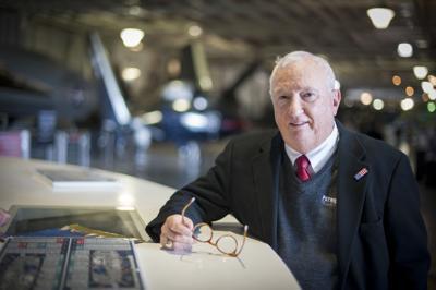 Mac Burdette, head of Patriots Point Development Authority