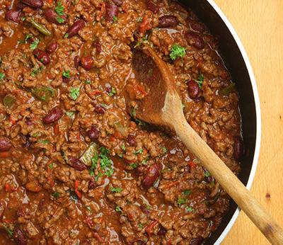 Feast Upon Chili!