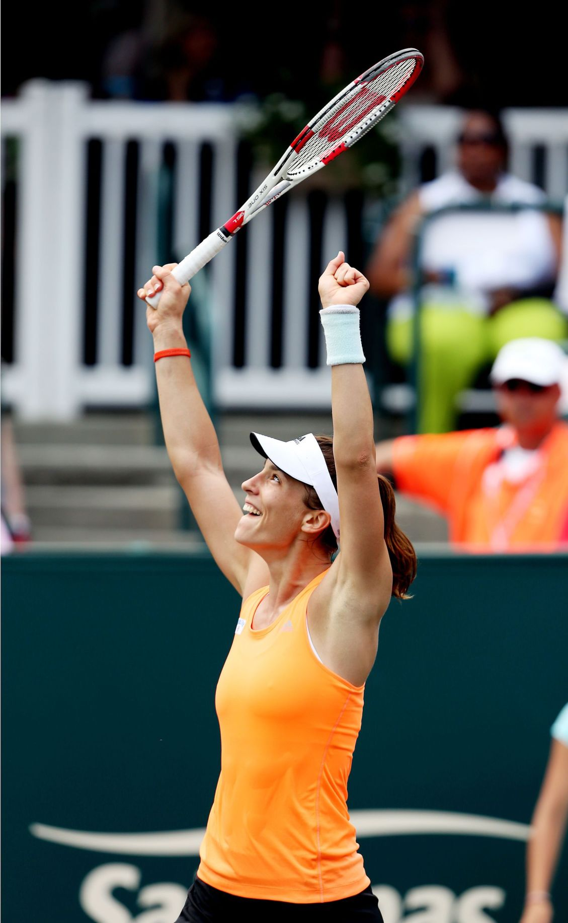Sunday Showdown Cepelova, Petkovic will meet in Family Circle Cup final