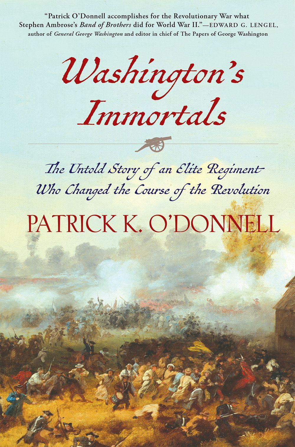 'Washington's Immortals'