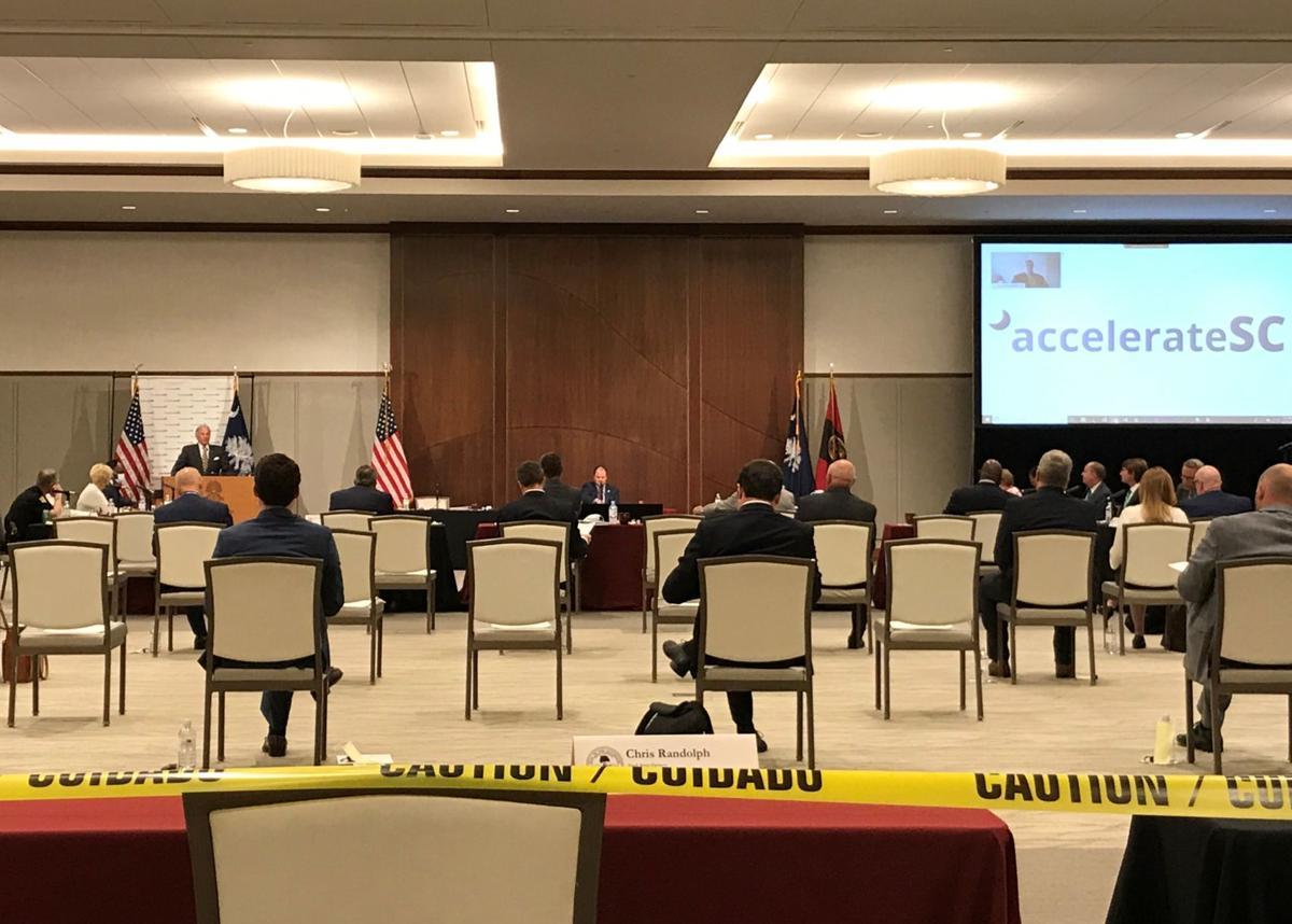AccelerateSC governance subcommittee