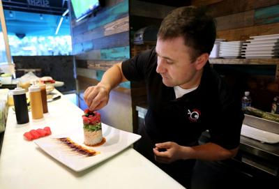 Working knowledge What a sushi manufacturer thinks you should know What goes into mass-market rolls