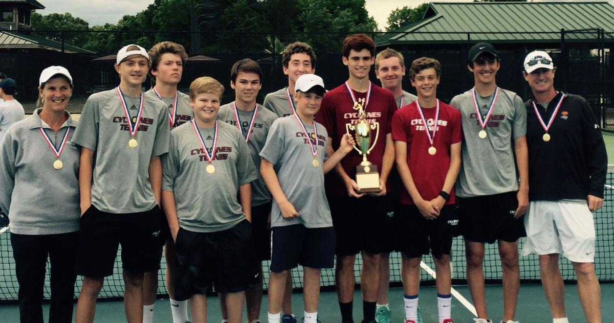 Porter-Gaud boys win state tennis title again