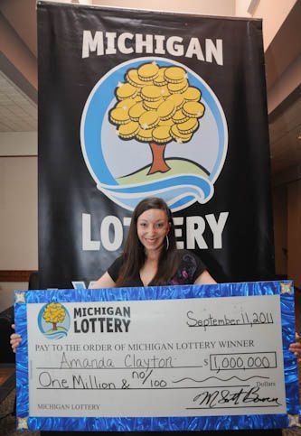 Lottery winner charged