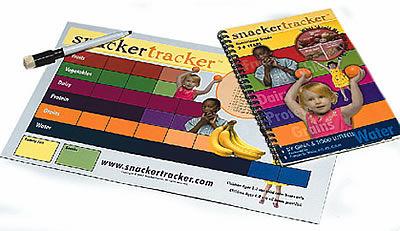 Scoreboard tracks children's eating habits