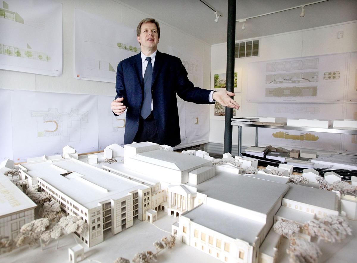 On the Horizon Charleston design center director has sights set on redevelopment