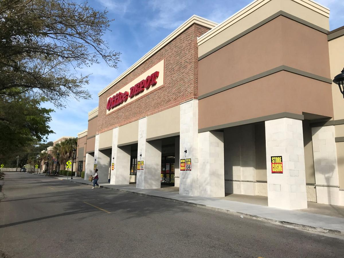 Office Depot Mount Pleasant