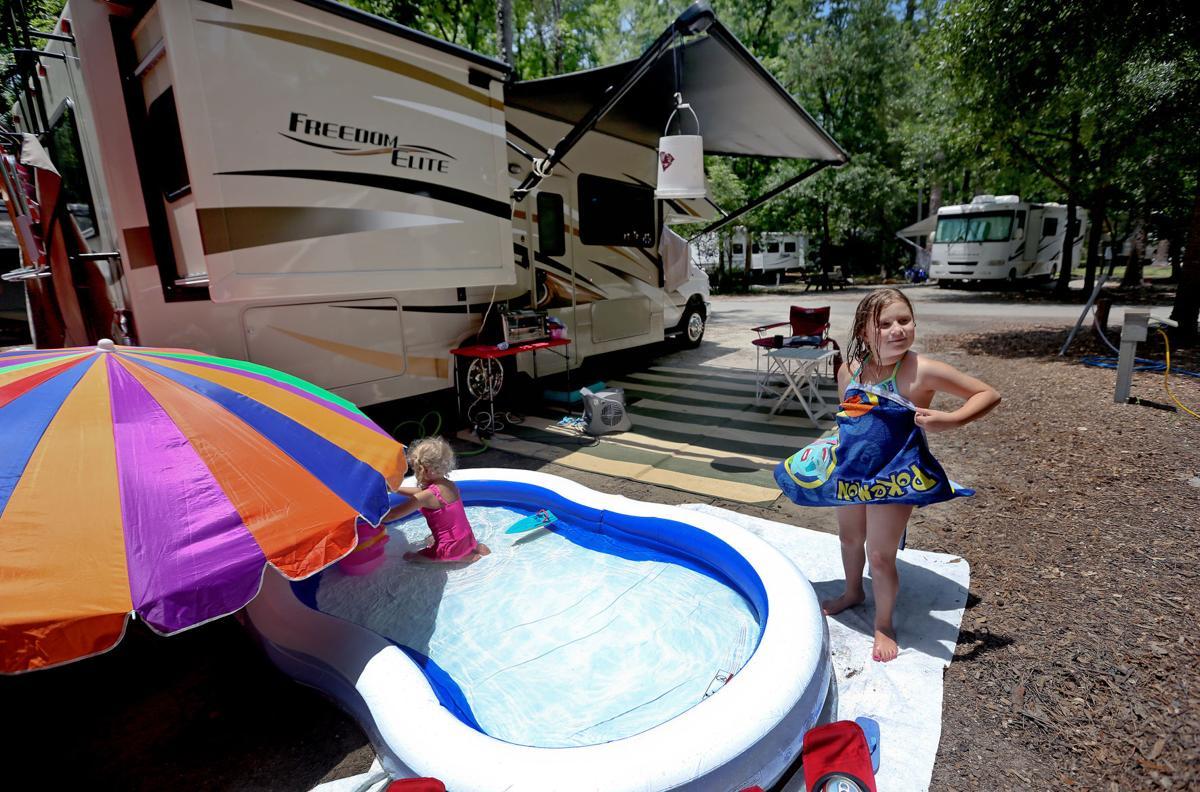 South Carolina, North Carolina parks and campgrounds are ...