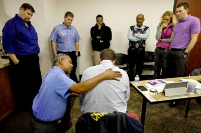 Chaplains, first responders learn to attend to emotional needs after crises
