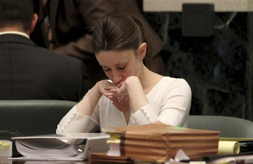 Casey Anthony defense: Caylee drowned in pool