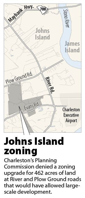 Johns Is. rezone rejected
